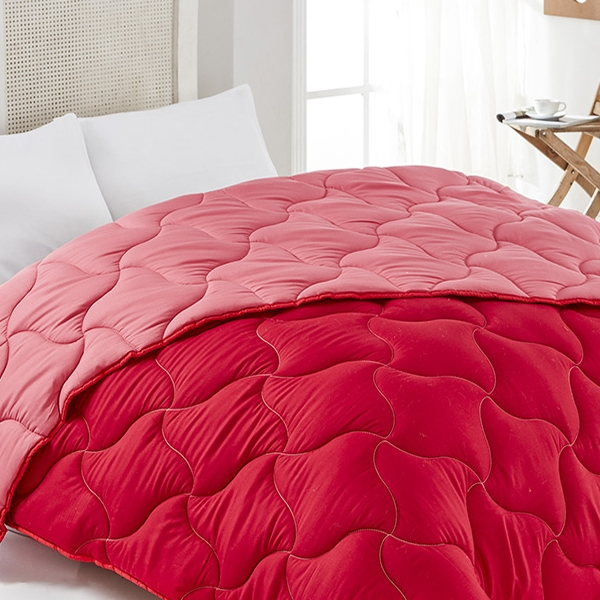 Polyester Duvet double-face solid colour